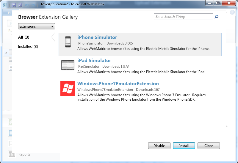 iPhone/iPad Simulator for Visual Studio at NashDotNet (5/6)